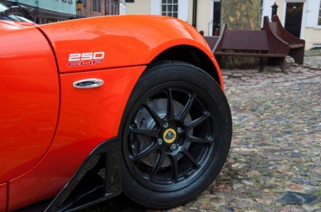 Lotus Elise Cup Ultralight Wheels