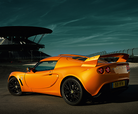Lotus Exige S Upgrade