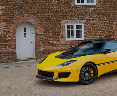 LOTUS CONFIRM PRODUCTION OF THE EVORA 400