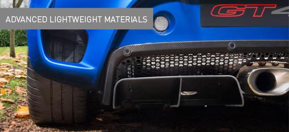 3. Advanced Lightweight Materials